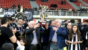 Η Διοίκηση του Α.Σ. ΠΑΟΚ στην Κοζάνη!