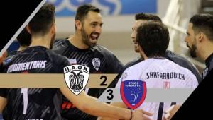 Ήττα του ΠΑΟΚ με 2-3 από τον Φοίνικα Σύρου!