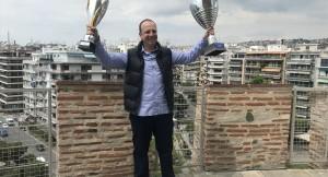 Δημήτρης Χασεκίδης για όλους και για όλα!
