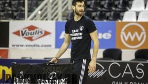 Ραφαήλ Κουμεντάκης: Θα δώσω το 100% για την ομάδα