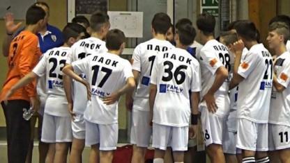 Με ασπρόμαυρο χρώμα η Εθνική Παίδων!