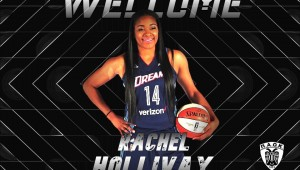 Rachel Hollivay: Μία μπλοκέρ από το WNBA στον ΠΑΟΚ ΚΥΑΝΑ!