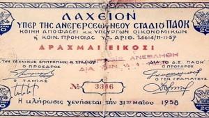 Μ. Καζαντζίδου: «Μία Πόλη Μία Ομάδα Μία Κληρονομιά. Ο ΠΑΟΚ ως φορέας συλλογικής μνήμης και κοινωνικής καταξίωσης» (pics)