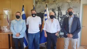Συνάντηση ΠΑΟΚ και Δήμου Θεσσαλονίκης