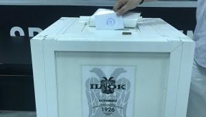 Εξελίσσεται η εκλογική διαδικασία!