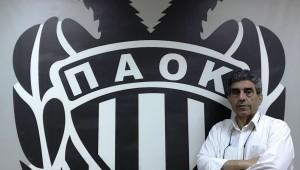 Α. Ησαϊάδης: «Εδώ και τώρα γήπεδο...»