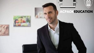 AC PAOK Education: #3 Ιορδάνης Δουρβανίδης