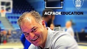 AC PAOK Education: #2 Dr. Γιώργος Βαβέτσης