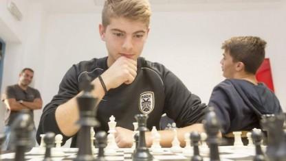 «Όλη η ζωή είναι μια παρτίδα σκάκι»