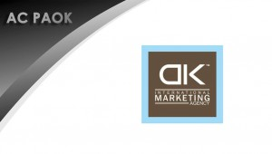 ΗΜΕΡΑ ΠΑΟΚ: Yποστηρικτής η DK Marketing Consultants!