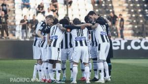 Lincoln FC-ΠΑΟΚ
