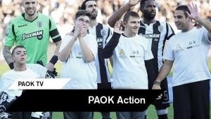 PAOK Action :Ο ΠΑΟΚ στηρίζει τη διαφορετικότητα