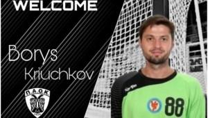 Ουκρανική «θωράκιση» των γκόλποστ με Borys Kriuchkov