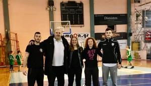 Ο ΠΑΟΚ στο τουρνουά Χειροσφαίρισης Δημοτικών σχολείων Ανατολικής Θεσσαλονίκης!