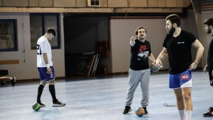 Τακτική, covid τεστ και επανέναρξη για το χάντμπολ ανδρών