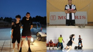 Τέσσερις του ΠΑΟΚ στις Εθνικές Beach Handball για το EURO