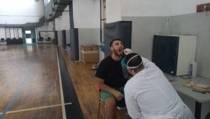Cοvid τέστ για τους αθλητές του χάντμπολ! (pics)