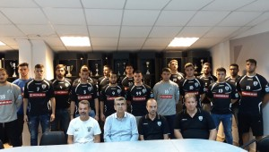 Συνέντευξη τύπου ενόψει Handball Premier