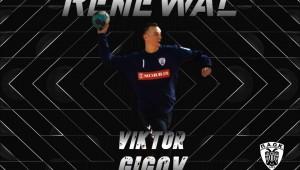 Συνεχίζει κάτω από τα δοκάρια του ΠΑΟΚ ο Viktor Gigov!