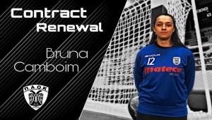 Συνεχίζει στον ΠΑΟΚ η Bruna Camboim!