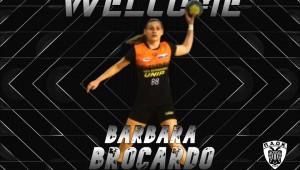 Από τη Βραζιλία στον ΠΑΟΚ η Barbara Brocardo Buratto!