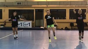 Training report 16/10/2018