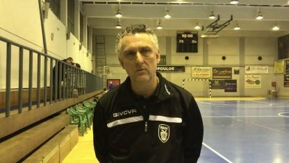 Τζουβάρας: «Θέλουμε το Κύπελλο!»
