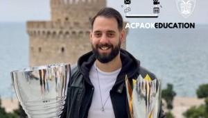 «Πρεμιέρα» στο AC PAOK Education με Γιώργο Βακάλη!