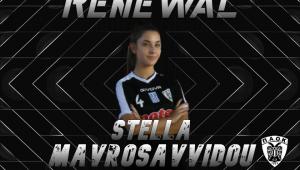 Ανανέωση συνεργασίας με Στέλλα Μαυροσαββίδου