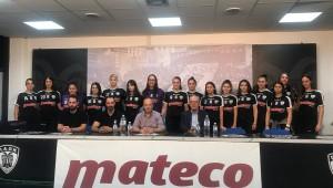 Τα «αποκαλυπτήρια» του ΠΑΟΚ Mateco