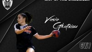 Padrino MVP η Βάσια Γκάτζιου!