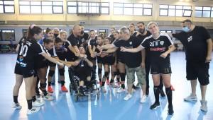 Photostory από τον αγώνα ΠΑΟΚ Mateco-Βέροια 17