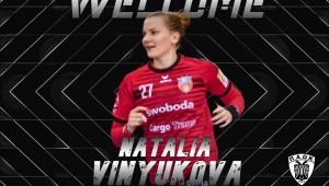 Ενισχύει σημαντικά την περιφέρεια του με Natalia Vinyukova ο ΠΑΟΚ Mateco!
