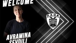 Παίκτρια του ΠΑΟΚ η Αβραμίνα Σεβδίλη