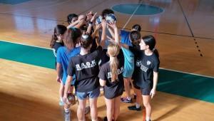 Έπιασαν δουλειά οι Ακαδημίες χάντμπολ γυναικών του ΠΑΟΚ