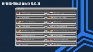 Με ZRK Bjelovar ο ΠΑΟΚ Mateco στους «16» του EHF European Cup
