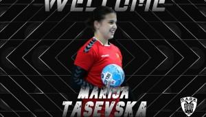 Παίκτρια του ΠΑΟΚ η Marija Tasevska!