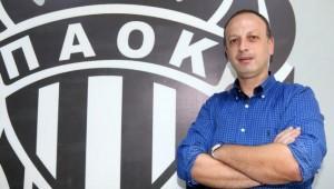Χασεκίδης: «Πολλά συγχαρητήρια και ευχαριστώ...»