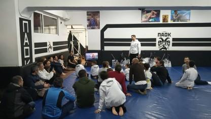 Η Χριστουγεννιάτικη Γιορτή της Ακαδημίας Judo!
