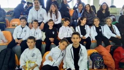 8 μετάλλια στο JUDO International Tournament «FILIPPOS» Amindeo Greece!