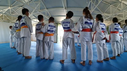 Σε διεθνές τουρνουά η ομάδα judo του ΠΑΟΚ!