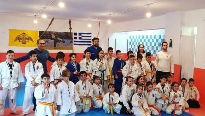 JUDO: Φιλικό τουρνουά ανάμεσα σε ΠΑΟΚ και ΑΣ Θεσσαλονίκης