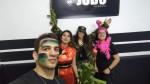 Το μασκέ πάρτυ του JUDO