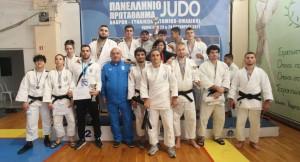 «Έλαμψε» το JUDO του ΠΑΟΚ στο Πανελλήνιο Πρωτάθλημα!