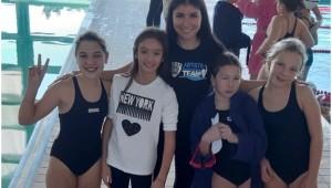 Καλλιτεχνική Κολύμβηση: Δύο χρυσά στην Ημερίδα Ορίων για τον ΠΑΟΚ!