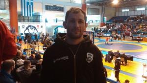Mανουηλίδης: «Ο ΠΑΟΚ... εξελίσσει το άθλημα της πάλης»