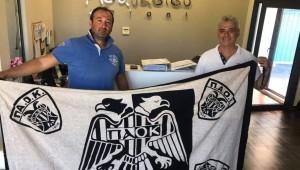 Συνεργασία Πάλης με ALFA SALONI ATHANASIOU!