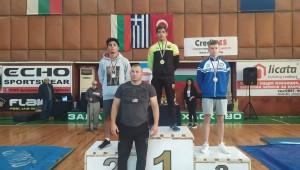 Τρία μετάλλια στην Βουλγαρία για τους νεαρούς παλαιστές του ΠΑΟΚ