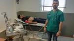 Ιατρικές εξετάσεις για τους παλαιστές!