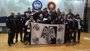 Πάλη: Πανελλήνιοι Πρωταθλητές οι έφηβοι του ΠΑΟΚ!